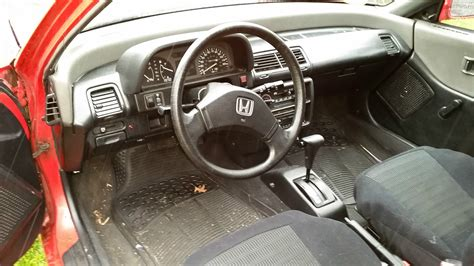 Interior Accessories Sherburne by 91 Honda Civic Hatchback Project Car Or Parts Car