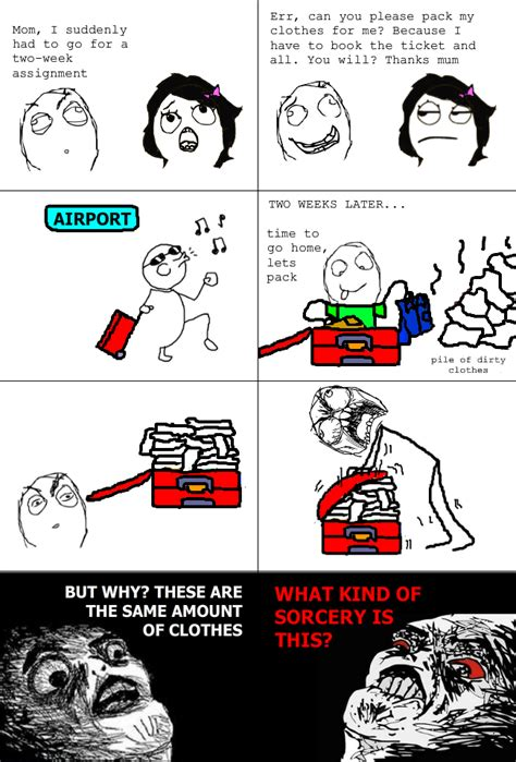 rage comics  dying  slow painful death