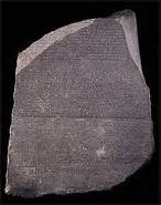 rosetta stone history bbc history ancient history in depth the decipherment