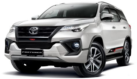 Fortuner Vrz Trd toyota fortuner updated now on sale new 2 4 vrz 4x2 and
