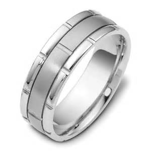 white gold wedding bands for white wedding bands s white gold wedding band 14k white gold 6mm wedding band