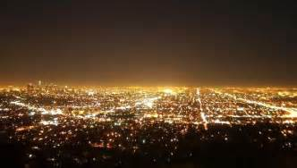 la lights los angeles city lights pics