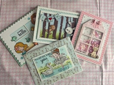 Stylish Handmade Cards - handmade cards mft sts the greeting farm more