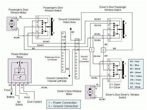 window motor wiring diagram wiring diagram and schematic