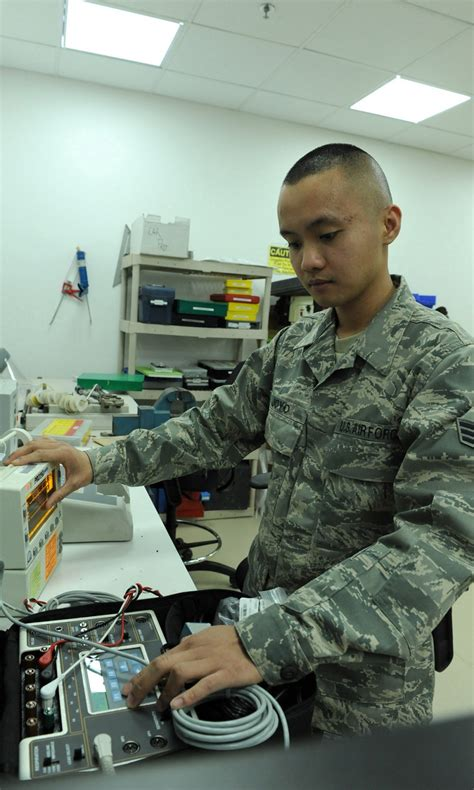 Biomedical Equipment Technician by Dvids Images Biomedical Equipment Technicians Image 3 Of 3