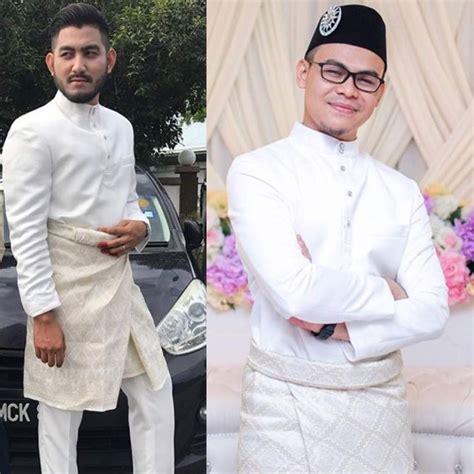 Baju Melayu Akad Nikah Lelaki baju melayu nikah fesyen lelaki pakaian di carousell