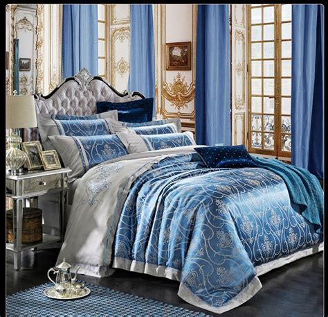 blue satin comforter popular blue satin comforter buy cheap blue satin