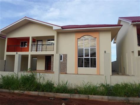 house 4 sale 4 bedroom house for sale lashibi sellrent ghana
