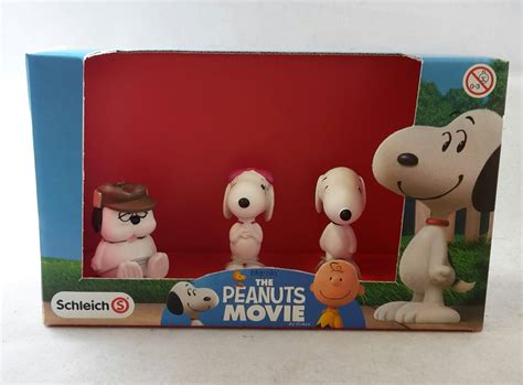 Set Snoopy sch22049 snoopy set snoopy und seine geschwister 3