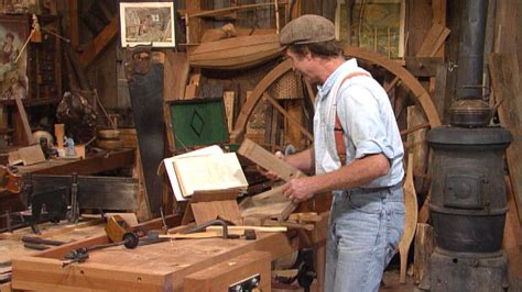 pbs woodworking programs who wrote the book of sloyd the