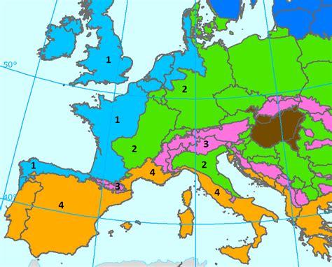 mediterrane wandlen wandelen in natuurlijk spanje de biogeografische regio 180 s