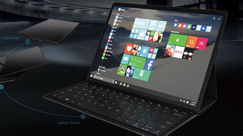 Lenovo New 2018 Lenovo Blade Is A Sharp 2 In 1 Laptop We Might See Come