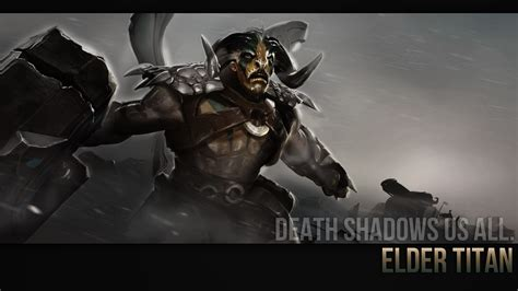 dota 2 elder titan wallpaper elder titan wallpaper by imkb on deviantart