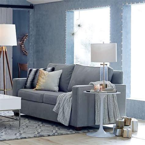 west elm henry sofa 55 off dove gray 375 new york