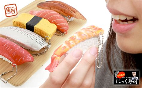 Squishy Licensed Sushi Delicious Original nic s sushi squishy licensed 183 uber tiny 183 store powered by storenvy