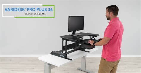 convertible standing desk top 8 problems with the varidesk convertible standing desk