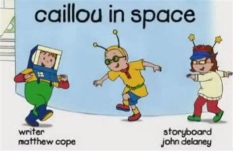 Caillou In The Bathtub Caillou In Space Caillou Wiki Fandom Powered By Wikia