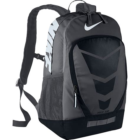image of nike max air vapor backpack anthracite black m