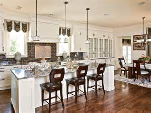 Eat At Island In Kitchen photo page hgtv