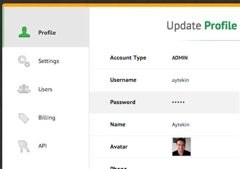 account section introducing new my account section and a new pricing plan
