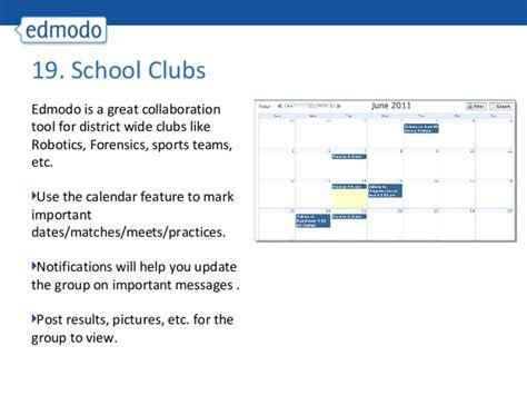 edmodo school code 20 ways to use edmodo