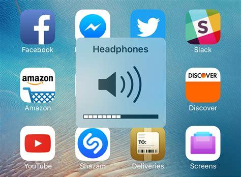 lock  maximum headphone volume  iphone  ipad