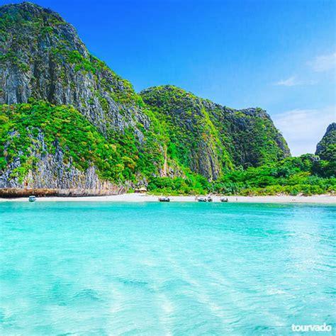speed boat krabi to koh lanta krabi to phi phi islands tour by speedboat full day tour