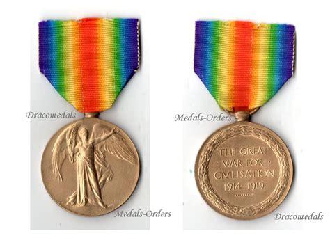 Czechoslovakia Ww1 Medal Victory Interallied 1914 Wwi D britain ww1 victory interallied medal east regiment s own kia 1917 wwi