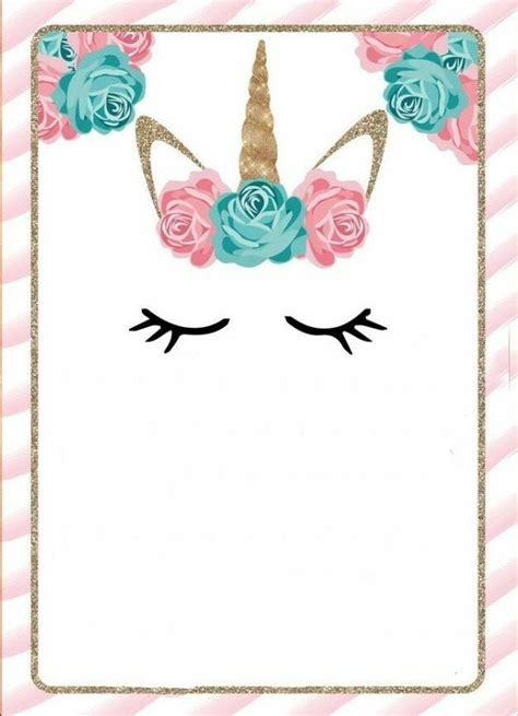 imagenes que digan unicornio tarjeta unicornio cumples pinterest unicornio
