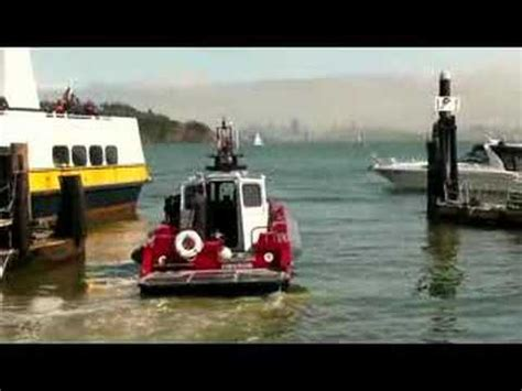 fireboat cruise tiburon rescue fireboat by moose boats cruises to cyc