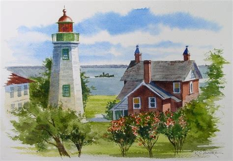 old point comfort lighthouse pin picture of richard meehan in my hometown richardmeehan