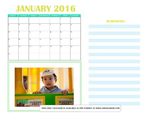 printable calendar 2016 custom cute calendars for january 2015 search results