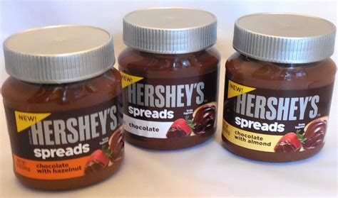 hershey s introduces sweet spreads