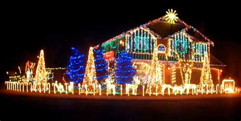 house with the mostxmas light in the world cadger dubstep lights house 2012 bangarang and cinema mix by skrillex