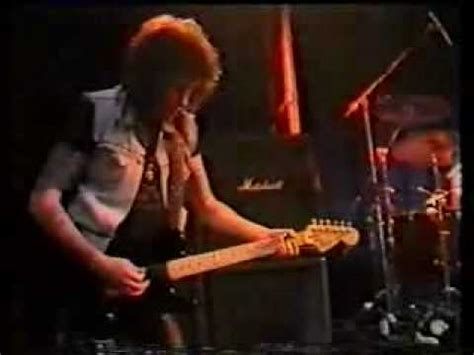 rose tattoo nice boys live the cork 1982 youtube
