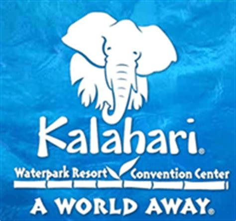 Kalahari Sandusky Gift Cards - clean the world kalahari resorts helps clean the world