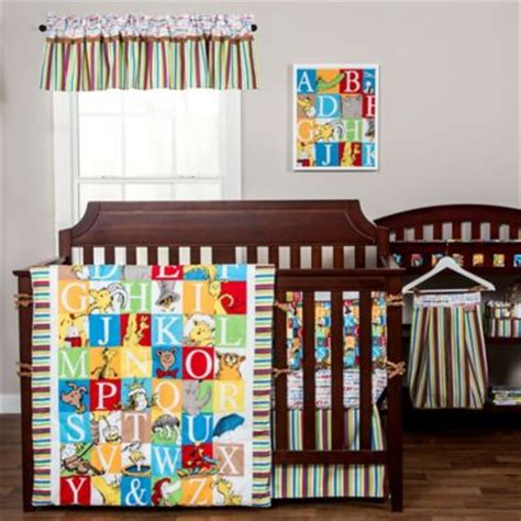 Buy Dr Seuss Nursery Bedding From Bed Bath Beyond Dr Seuss Abc Crib Bedding