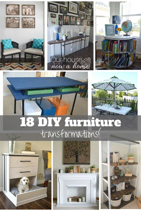 18 amazing diy furniture transformations our house now a