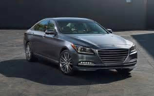 Hyundai Sedans 2018 Hyundai Genesis Sedan Concept Specs Release Date