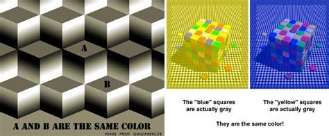 ilusiones opticas sombras ilusiones opticas enga 241 osas fotos y links ciencia y