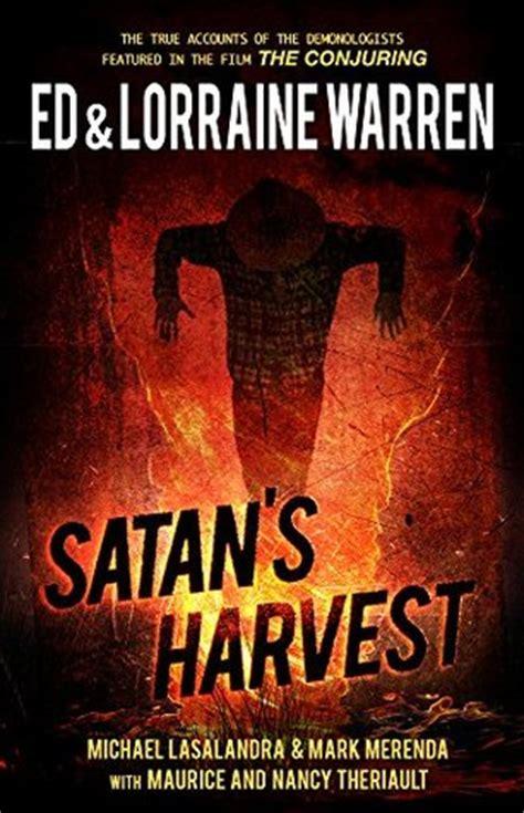 satans harvest ed lorraine warren book   ed warren