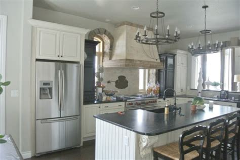 Soapstone Countertop Reviews - my kitchen design mistake soapstone the house