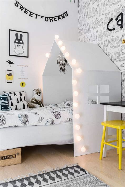 kid room decor black and white decorations for rooms