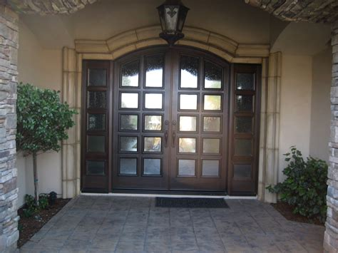 glass front doors for homes post front doors for homes with modern cherry