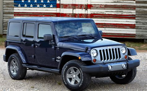 2012 Jeep Wrangler First Drive Automobile Magazine