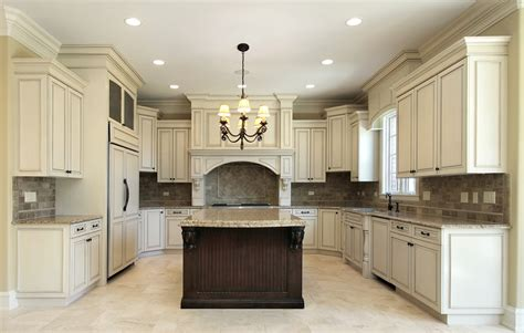 Antiquing White Kitchen Cabinets by 35 Beautiful White Kitchen Designs With Pictures