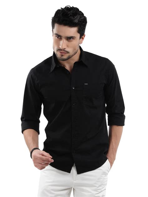 Celana Formal Pria Slim Fit Brown Kode Ck 02 black shirt with black am