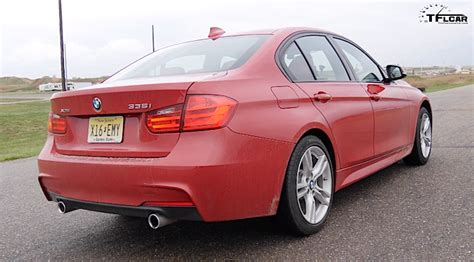 Bmw 335i 0 60 0 60 Mph And 0 100 Kph Differences With 2015 Bmw 335i