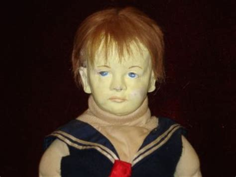 haunted doll sailor antique dolls hq price guide