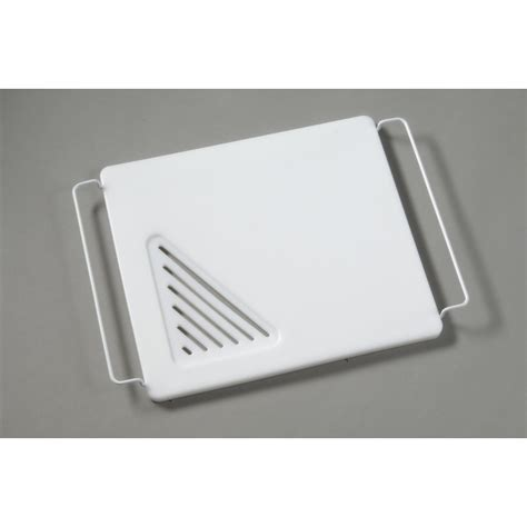 the sink cutting board vance industries the sink poly cutting board with